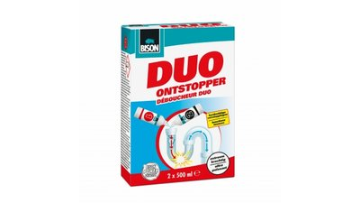 Bison Duo Ontstopper 2x500ml
