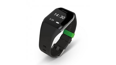 Soehnle 68102 Fit Connect 300 HR Fitness Tracker met Bluetooth Zwart