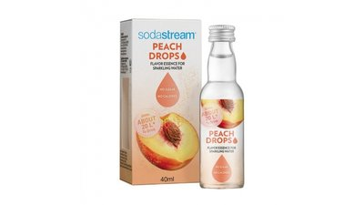 Sodastream Peach Drops 40 ml