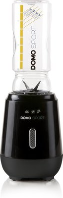 Domo DO495BL Blender 0.5L 250W Zwart