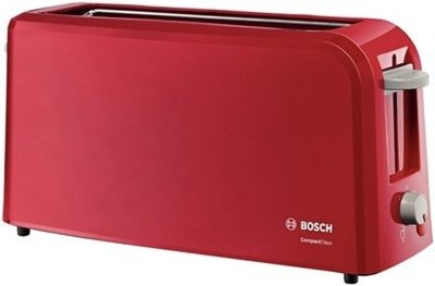 Bosch TAT3A004 Toaster 980W Rood