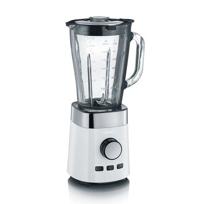 Graef TB501 Blender 1000W 1.75L Wit