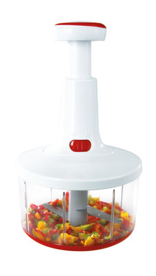 Leifheit 23041 Twist Cut Fruit- & Groentesnijder