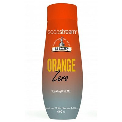 Sodastream Classic Orange Zero 440 ml