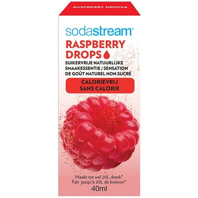 Sodastream Raspberry Drops 40 ml