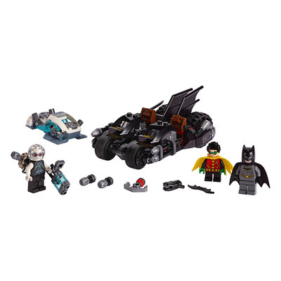 Lego Batman 76118 Mr. Freeze het Batcycle Gevecht