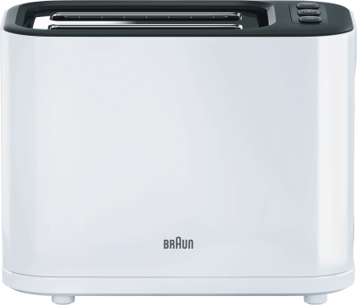 Braun HT 3010 WH PurEase Broodrooster 1000W
