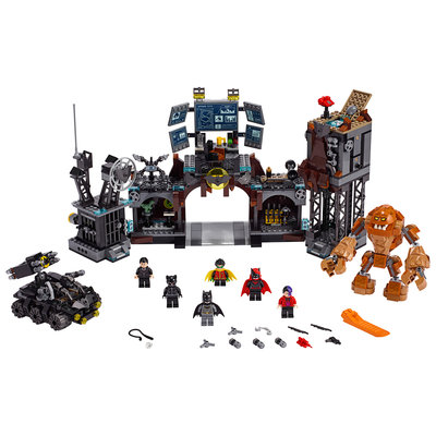 Lego Batman 76122 Batcave Invasie Clayface