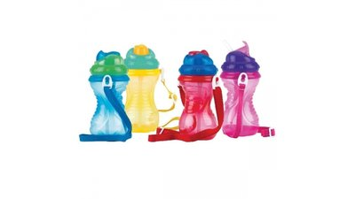 Nuby Anti-Lek Drinkbeker 240 ml Assorti